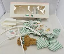 Lambs & Ivy Bear Express Musical Mobile Gently Used in Original Box