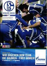 BL 2007/08 FC Schalke 04 - 1. FC Nürnberg, 15.12.2007