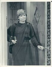 1984 Actress Bonnie Franklin in 1980s TV Show One Day at a Time Press Photo