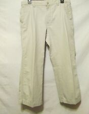 "COLUMBIA Womens Outdoor/Camp Khaki Style Capri Pants Size 12 x 23"" Kayak Hiking"