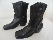 HARLEY DAVIDSON 84964 'Kimberley' Bike BOOT Black US 7/UK 5/EU 38   052 R