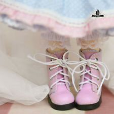 1/6 BJD Shoes Yosd Boots Dollfie DREAM DOD SOOM MID Luts Dollmore AOD Pink Shoes