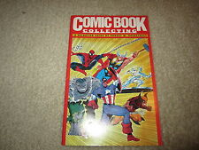 RARE ROBERT M. OVERSTREET COMIC BOOK COLLECTING VALUATION GUIDE AWESOME COVER!