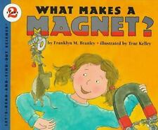 What Makes a Magnet? (Let's-Read-and-Find-Out Science 2)-ExLibrary