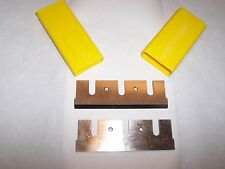 "RYOBI 3-5/8""""(92mm) PLANER BLADES (92mmLx29mmWx3mmT) HARD TO FIND"