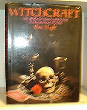 OCCULT: WITCHCRAFT,  Eric Maple, Illustrated  Book