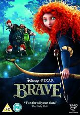 Disney Pixar BRAVE DVD NEW Region 2