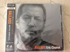 ERIC CLAPTON-BALLADS-2003-JAPAN-REPRISE RECORDS WPCR 11760-CD-NEW-SEALED-