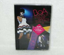 Japan BoA LIVE TOUR 2008 -THE FACE- Taiwan Limited DVD