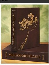 Folio Society Metamorphoses by Ovid