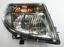 Fit 10-14 NISSAN D40 PATHFINDER NAVARA 2 WD 4WD FRONTIER HEAD LAMP HEAD LIGHT RH