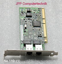 DELL PowerEdge 2850 Dual Port Server Ethernet Card C40896-001 LAN Rj45 Netzwerk