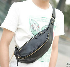 Cool waist bag men's fashion bag casual