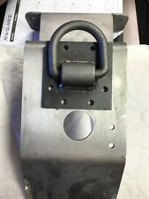 5/8 Diameter D Ring with Mounting Base Plate Heavy Duty