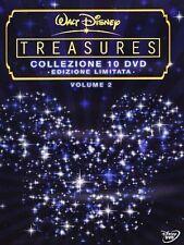 Walt Disney Kostbarkeiten - Collection 2 - 10-DVD-Set  -Deutsch-  #Neu#