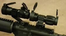 RED DOT SIGHT & 3X MAGNIFIER FTS Flip to Side Mount eotech aimpoint sts scope