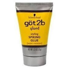 Got 2b Glued Spiking Glue 6-Ounce Tubes