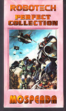 ROBOTECH Perfect Collection Vol 5 MOSPEADA '83 Episodes 9 & 10 UNCUT Carl Macek