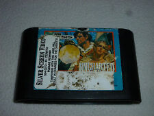 SEGA GENESIS GAME UNCHARTED WATERS CARTRIDGE ONLY CART NOMAD CDX X EYE RARE