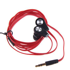 3.5mm In-Ear Headphone Earphone Headset Earbud for Phone iPhone iPod MP3/4 PC