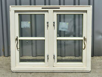 Timber Casement Wooden Window Cottage style - Made to Measure, Bespoke!!!