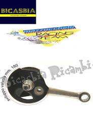 0125 ALBERO MOTORE MAZZUCCHELLI ANTICIPATO CONO 20 VESPA 50 A 125 PK XL V RUSH