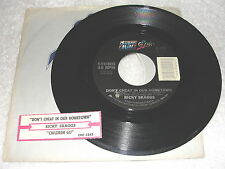 "Ricky Skaggs ""Don't Cheat In Our Hometown/ Children Go"" 45 RPM,7"",+Jukebox Strip"