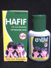 Anti-lice Shampoo - FOR PEDICULOSIS CAPITIS - Children and Adult use  حلال ḥalāl