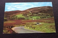 POSTCARD; PT35768, THE TOMINTOUL GRANTOWN ROAD, COLOURED, UN POSTED