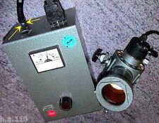 LEITZ MIKROSKOP LAMPEN TRAFO MICROSCOPE LAMP TRANSFORMER VARIO 110-240V/2-10V/6