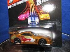 1994 '94 TOYOTA SUPRA FAST & AND FURIOUS OFFICIAL MOVIE CAR HOT WHEELS 2015