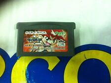 GAMEBOY GAME BEYBLADE VULCAN HORUSEUS (NO BOX) (ORIGINAL USED)