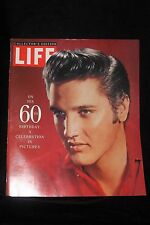 Elvis Presley Life Magazine Collectors Ed. Elvis's 60th Birthday Photos 1995