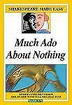 Much Ado About Nothing (Shakespeare Made Easy Series)-ExLibrary