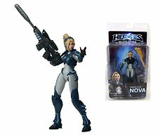 BLIZZARD NOVA STARCRAFT HEROES OF THE STORM NECA ACTION FIGURE