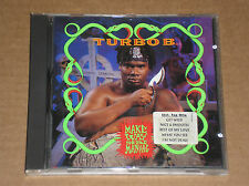 TURBO B. - MAKE WAY FOR THE MANIAC - CD COME NUOVO (MINT)