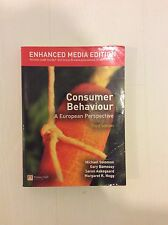Consumer Behaviour A European Perspective 3rd Edition