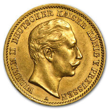 1872-1913 Germany Gold 10 Marks XF or Better - SKU #14457