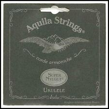 Aquila 107U Super Nylgut Tenor Low-G Tuning Ukulele Strings Uke String Set