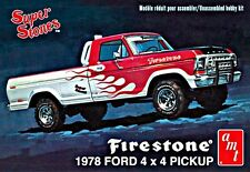 AMT 1978 Firestone Ford 4 x 4 Pickup, New (2016), Factory Sealed Box