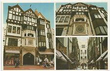Postcard, Scott Four Colour Print, London Court, Perth W.A