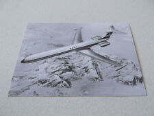 Postcard (DT40) - BOAC Super 212 VC10 - never flew - new release