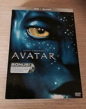 DVD+BLURAY Avatar Film (2009)