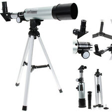 360 x 50 Refractive Astronomical Telescope Monocular  Spotting Scope + Tripod