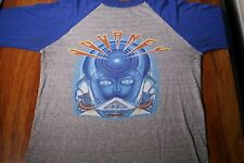 Vintage Journey Frontiers Tour Jersey Free Shipping 3/4 length tee shirt