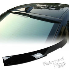--Painted For BMW 5-Series E60 A-Type Sedan Rear Roof Lip Spoiler 04-10 #475