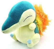 "Pokemon Pocket Monster Cyndaquil Soft Plush Stuffed Toy Doll 6.5"" Gift XMAS US"