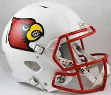 LOUISVILLE CARDINALS NCAA Riddell SPEED Full Size Replica Football Helmet