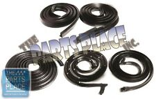 1959-60 Chevrolet Impala Weatherstrip Kit - Door / Roof / Trunk @