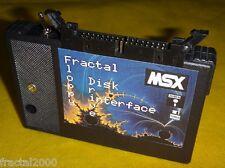 MSX 1 / 2 / 2+ FDD Fractal Floppy Disk Drive interface only NEW! 360K 720K L@@K!